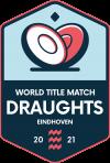 World Title Match Draughts Logo